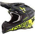 O'Neal Racing 2 Series Spyde Hi-Viz Helmet