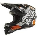 O'Neal Racing 3 Series Scarz Helmet