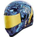 Icon Airform Ships Company Full Face Helmet