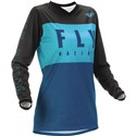 Fly Racing F-16 Girl's Jersey