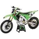 New Ray Toys Eli Tomac 2019 Race Team Kawasaki KX450 1:12 Scale Motorcycle Replica