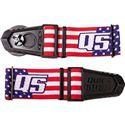 Factory Effex USA Flag Quick Strap Goggle Straps
