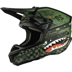 O'Neal Racing 5 Series Warhawk Helmet