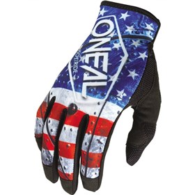 O'Neal Racing Mayhem Squadron USA Gloves