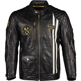 Cortech The Boulevard Collective The Trans-Am Leather Jacket
