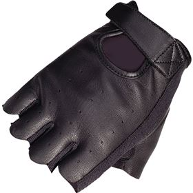 Tour Master Select Fingerless 2.0 Leather Gloves