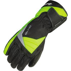 Tour Master Cold-Tex 3.0 Hi-Viz Women's Leather/Textile Gloves
