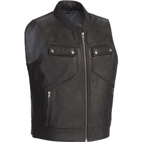 Tour Master Nomad Leather Vest