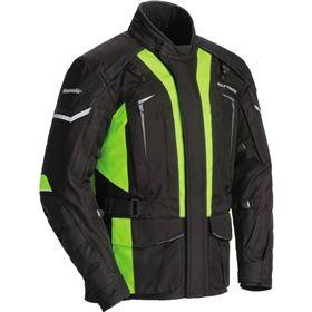 Tour Master Transition Series 5 Hi-Viz Textile Jacket