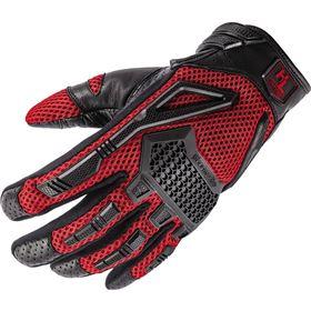 Tourmaster Horizon Line Switchback Textile Gloves