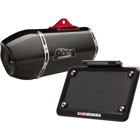 Yoshimura Power Pack RS-9 CARB Compliant Slip-On Exhaust System