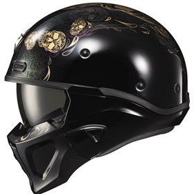 Scorpion EXO Covert X Kalavera Modular Helmet
