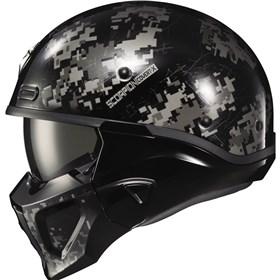 Scorpion EXO Covert X Digi-Camo Modular Helmet