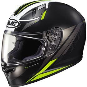 HJC FG-17 Valve Hi-Viz Full Face Helmet