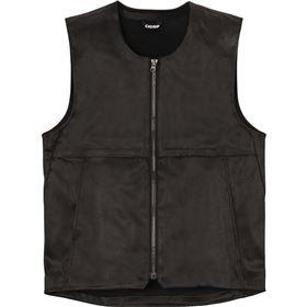 Icon One Thousand Backlot Leather Vest