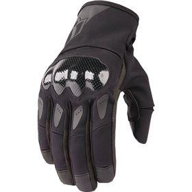 Icon Stormhawk Textile Gloves