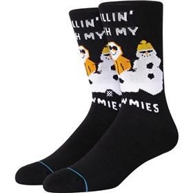 Stance Snowmies Chillin Socks