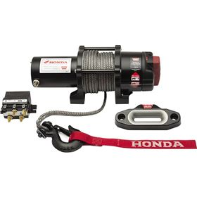 Honda Winch Kit