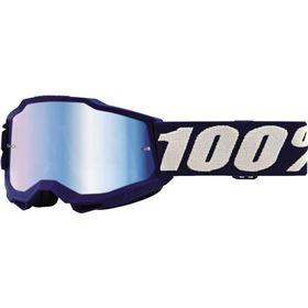 100 Percent Accuri 2 Deepmarine Youth Goggles