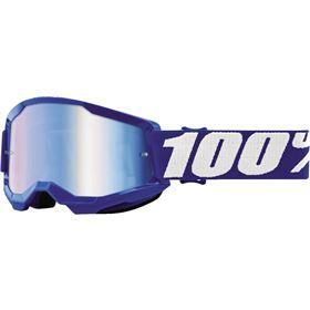 100 Percent Strata 2 Youth Goggles