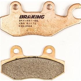 Braking CM-44 Sintered Metal  Brake Pad
