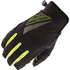Fly Racing Title Youth Gloves