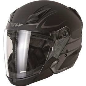 Fly Racing Tourist Vista Open Face Modular Helmet
