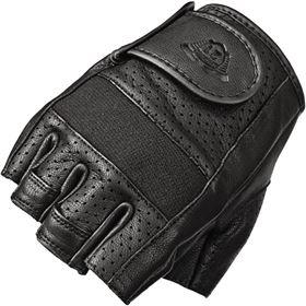 Highway 21 Half Jab Vented Leather Gloves