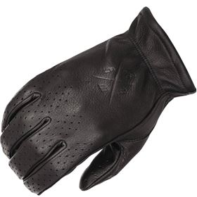 Highway 21 Louie Vented Leather Gloves
