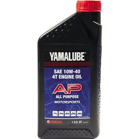 Yamalube 10w40 Full Synthetic Motorcycle Oil
