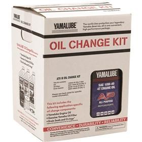 Yamalube 10W40 ATV III Oil Change Kit