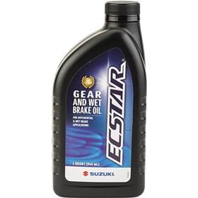 Suzuki Ecstar Gear And Wet Brake Oil