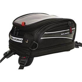 Nelson Rigg CL-2014 Journey Mini Strap Mount Tank Bag