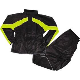 Joe Rocket RS-2 Hi-Viz Two Piece Rain Suit