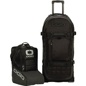 Ogio Rig 9800 Pro Blackout Wheeled Gear Bag