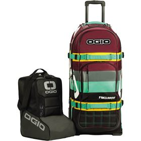 Ogio Rig 9800 Pro Block Party Wheeled Gear Bag