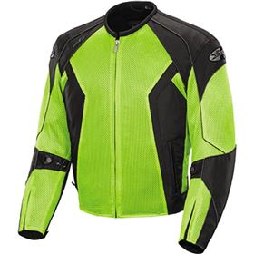 Joe Rocket Phoenix 6.0 Hi-Viz Vented Textile Jacket