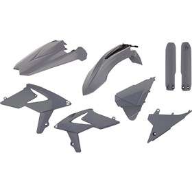 Polisport DGP Enduro Plastic Kit With Fork Guards