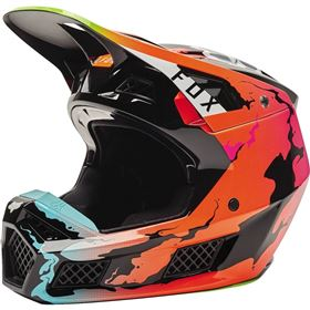 Fox Racing V3 Pyre Limited Edition Helmet
