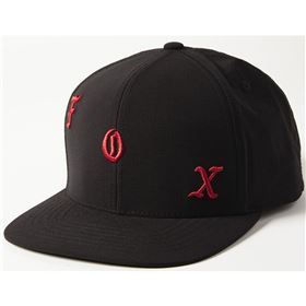 Fox Racing Chop Shop Snapback Hat