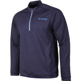 Klim Teton Wool 1/4 Zip Jacket