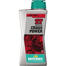 Motorex Cross Power 2T Full Synthetic Oil