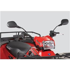 Polaris Handlebar-Mounted Mirror
