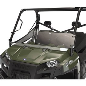Polaris Lock and Ride Half Windshield