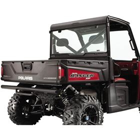 Polaris Pro-Fit Lock And Ride Glass Rear Panel