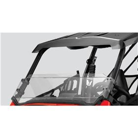 Pure Polaris RZR Lock & Ride Half Windshield