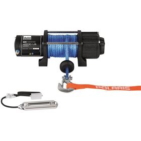 Pure Polaris RZR PRO HD 4500 LB. Winch