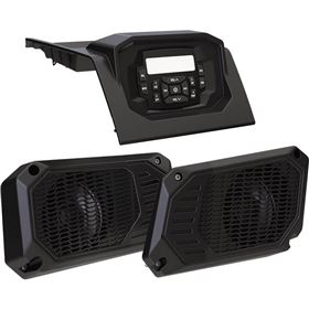 Polaris Dash Mounted Audio Kit