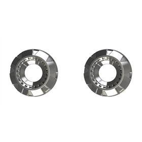 Polaris Trailblazer L.E.D. Adjustable Headlight Bezels