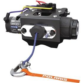 Polaris Pro HD 3500lb. Integrated Winch